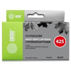 Картридж Cactus CS-PGI425BK