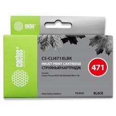 Картридж Cactus CS-CLI471XLBK