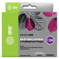 Картридж Cactus CS-LC1100M