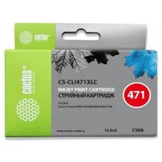 Картридж Cactus CS-CLI471XLC