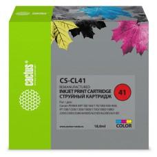 Картридж Cactus CS-CL41