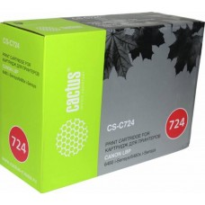 Картридж Cactus CS-C724 (724)