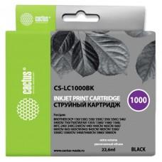 Картридж Cactus CS-LC1000BK
