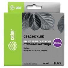 Картридж Cactus CS-LC567XLBK