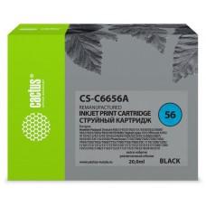 Картридж Cactus CS-C6656A (№56)
