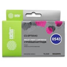 Картридж Cactus CS-EPT0543