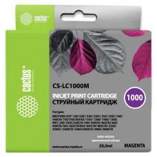 Картридж Cactus CS-LC1000M