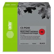 Картридж Cactus CS-PG40