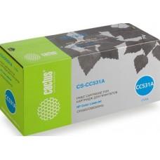 Картридж Cactus CS-CC531A (CC531A)