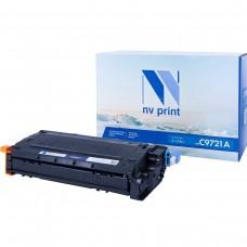 Картридж NV Print NV-C9721A Cyan