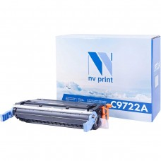 Картридж NV Print NV-C9722A Yellow