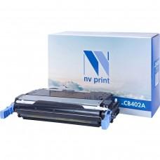 Картридж NV Print NV-CB402A Yellow