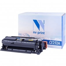 Картридж NV Print NV-CE252A Yellow