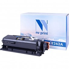 Картридж NV Print NV-CE262A Yellow