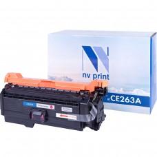 Картридж NV Print NV-CE263A Magenta