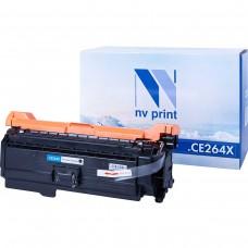 Картридж NV Print NV-CE264X Black