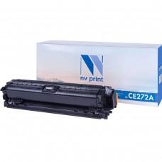 Картридж NV Print NV-CE272A Yellow
