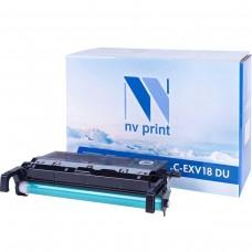 Драм-картридж NV Print NV-C-EXV18 DU
