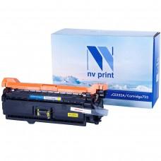 Картридж NV Print NV-CE252A/NV-723 Yellow