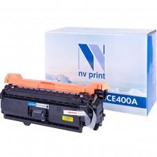 Картридж NV Print NV-CE400A Black