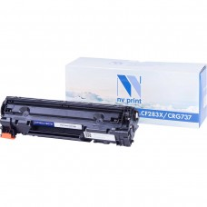 Картридж NV Print NV-CF283X/NV-737