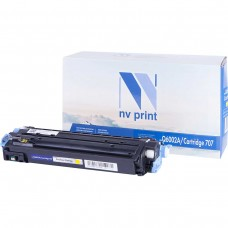 Картридж NV Print NV-Q6002A/NV-707 Yellow