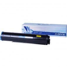 Тонер-туба NV Print NV-C-EXV18