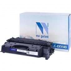 Тонер-туба NV Print NV-C-EXV40