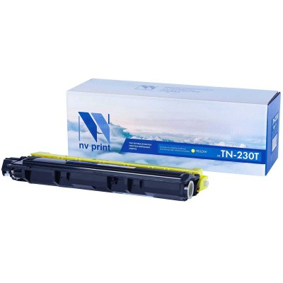 Картридж NV Print NV-TN-230T Yellow