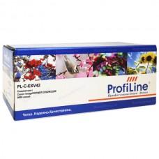 Тонер-туба Profiline PL-C-EXV42