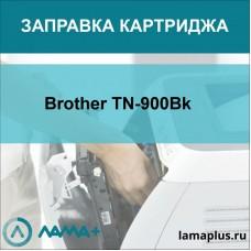 Заправка картриджа Brother TN-900Bk