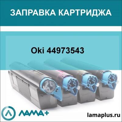 Заправка картриджа Oki 44973543