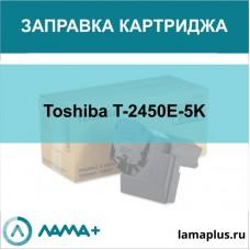 Заправка картриджа Toshiba T-2450E-5K